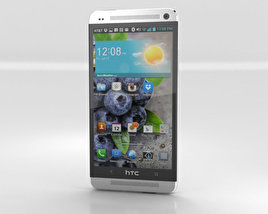 3D model of HTC One