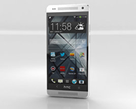 3D model of HTC One Mini