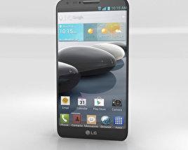 3D model of LG G2