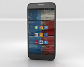 3D model of Motorola Moto X