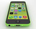 Apple iPhone 5C Green 3d model