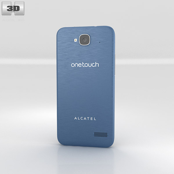 Alcatel One Touch Idol Mini 3d model