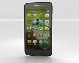 3D model of Alcatel One Touch Scribe HD