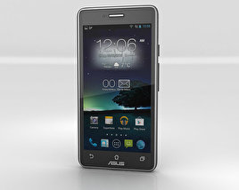 3D model of Asus PadFone Infinity