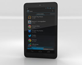 3D model of Dell Venue 7