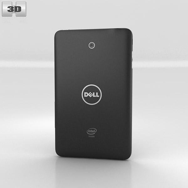 Dell Venue 7 3d model