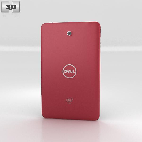 Dell Venue 8 3d model