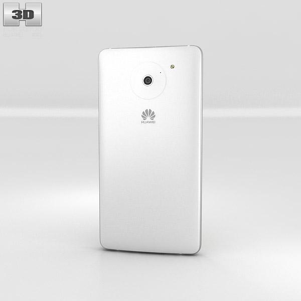 Huawei Ascend D2 3d model