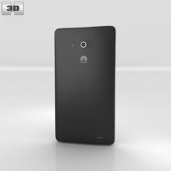 Huawei Ascend Mate 3d model