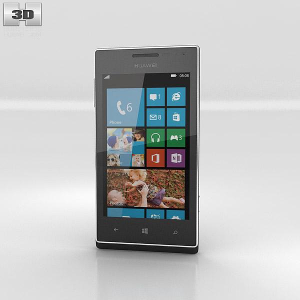 Huawei Ascend W1 3d model