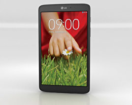 3D model of LG G Pad 8.3 inch Black