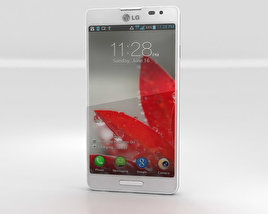 3D model of LG Optimus F7 White
