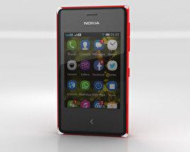 3D model of Nokia Asha 500