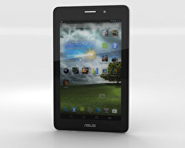 3D model of Asus Fonepad
