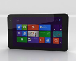 3D model of Dell Venue 8 Pro