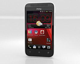 3D model of HTC Desire 200