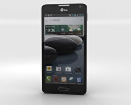3D model of LG Optimus F6