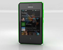 3D model of Nokia Asha 503