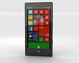 3D model of Nokia Lumia 928