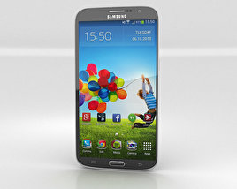 3D model of Samsung Galaxy Mega 6.3