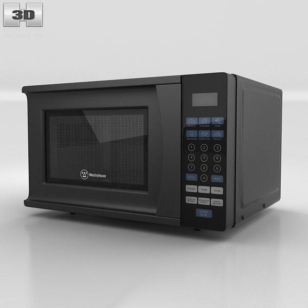 Westinghouse Forno de micro-ondas Modelo 3d