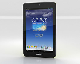 3D model of Asus MeMO Pad HD 7 Green