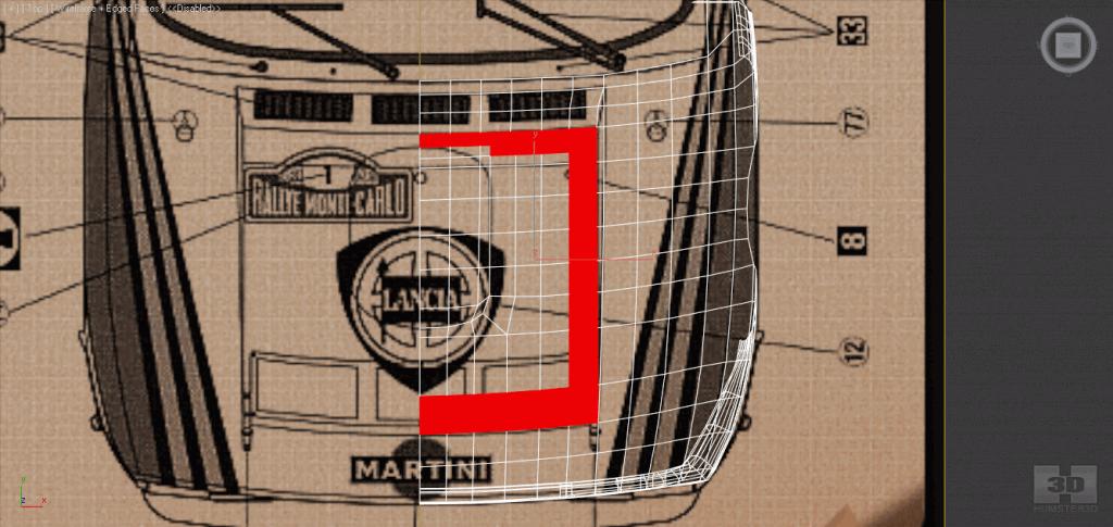 Car 3D modelling tutorial