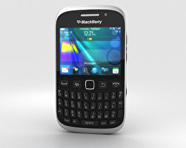 3D model of BlackBerry Curve 9315