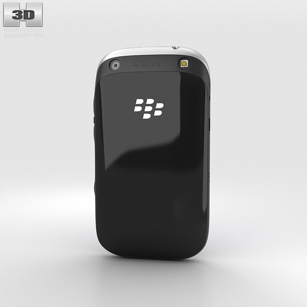 BlackBerry Curve 9315 3d model