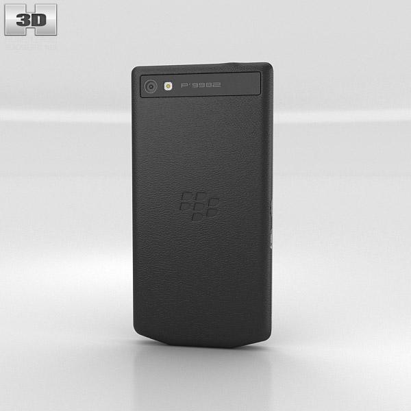 BlackBerry Porsche Design P'9982 3d model