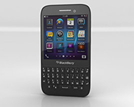 3D model of BlackBerry Q5