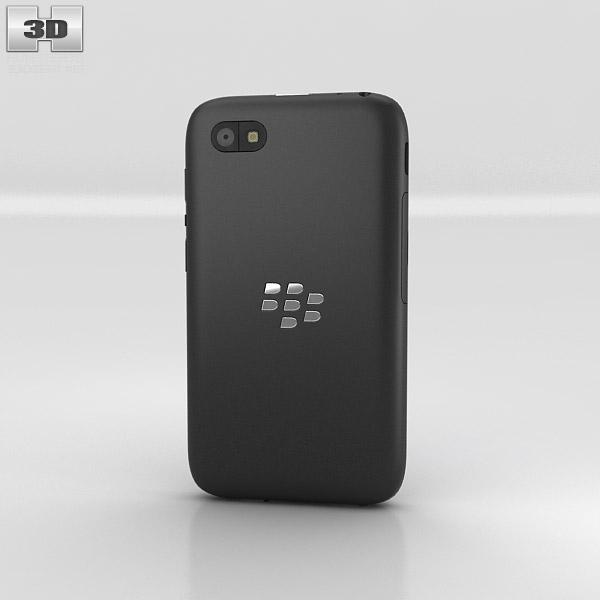 BlackBerry Q5 3d model
