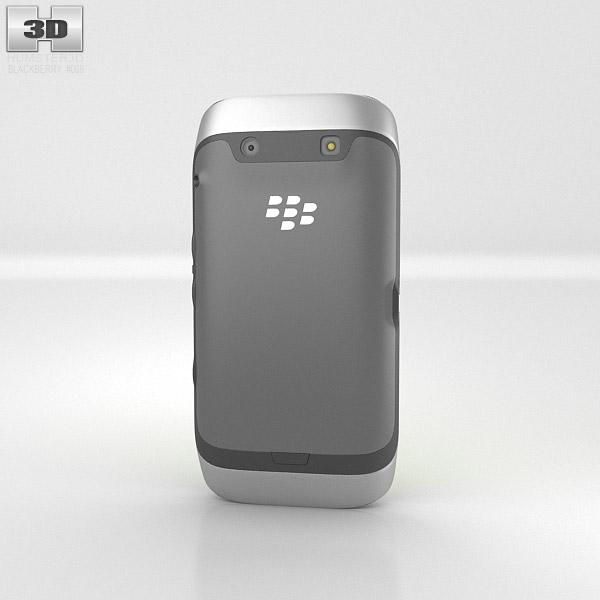 BlackBerry Torch 9860 3d model