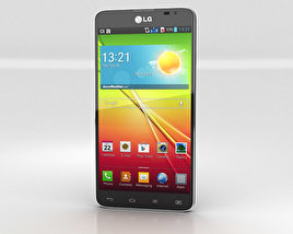 3D model of LG G Pro Lite Dual
