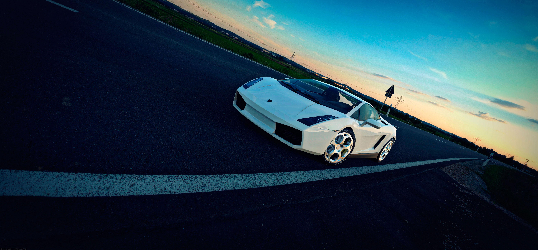 Lamborghini gallardo 2008 3d art