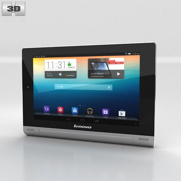 Lenovo Yoga Tablet 10 3D model