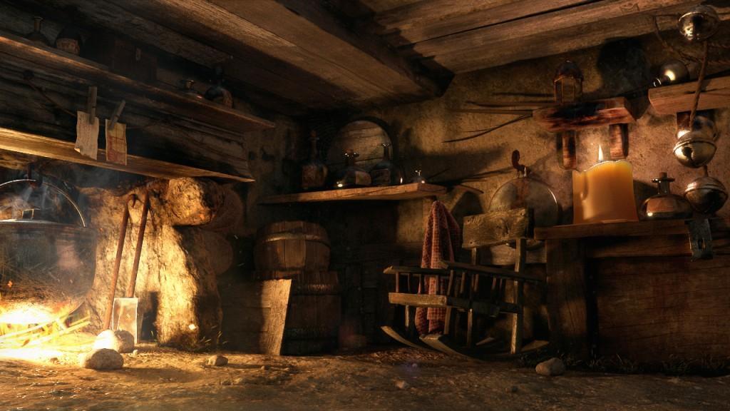 Letícia Reinaldo - hobbit house