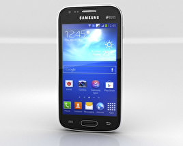 3D model of Samsung Galaxy Ace 3 Black