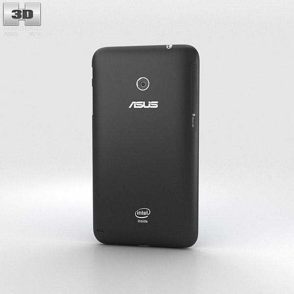 Asus Fonepad Note 6 3d model