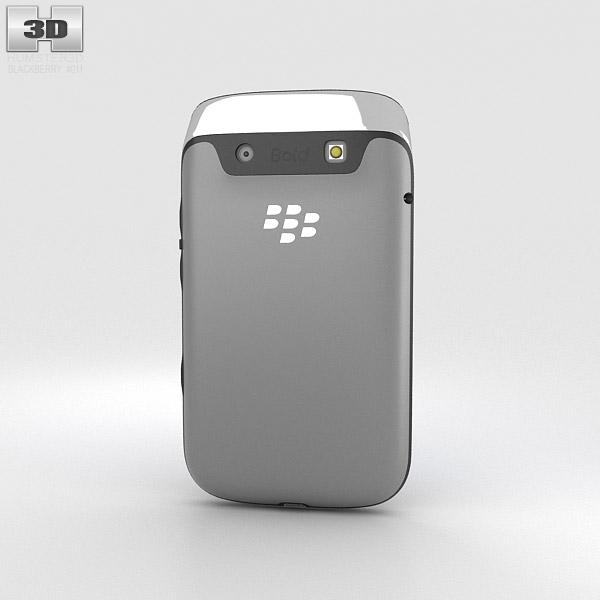 BlackBerry Bold 9790 3d model