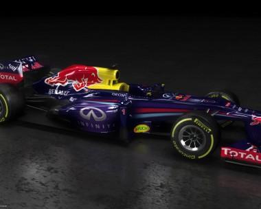 F1 Red Bull RB9
