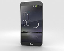 3D model of LG G Flex