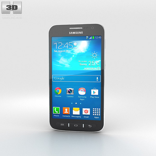 Samsung Galaxy Core Advance 3d model