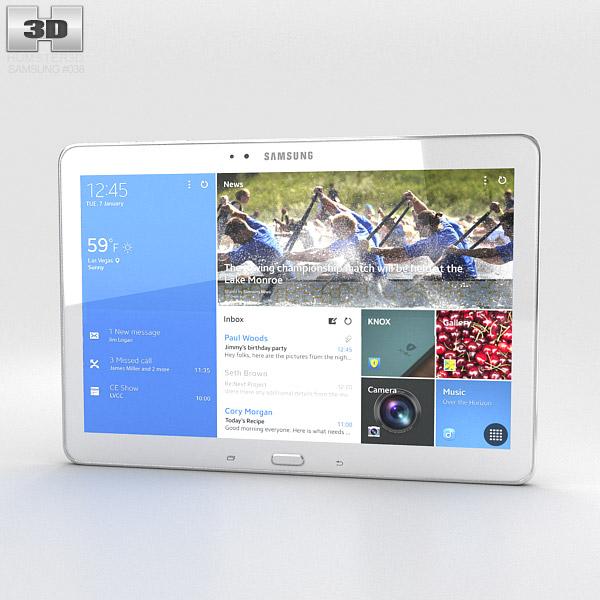 Samsung Galaxy TabPRO 12.2 3d model