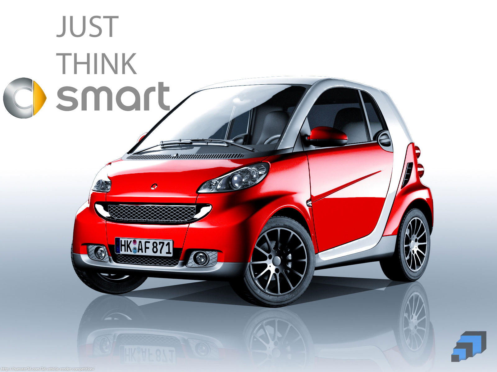 Smart XMAS Edition 3d art