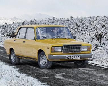 VAZ-2107 Ziguli