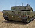 C1 Ariete 3d model