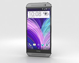 3D model of HTC M8 Gray