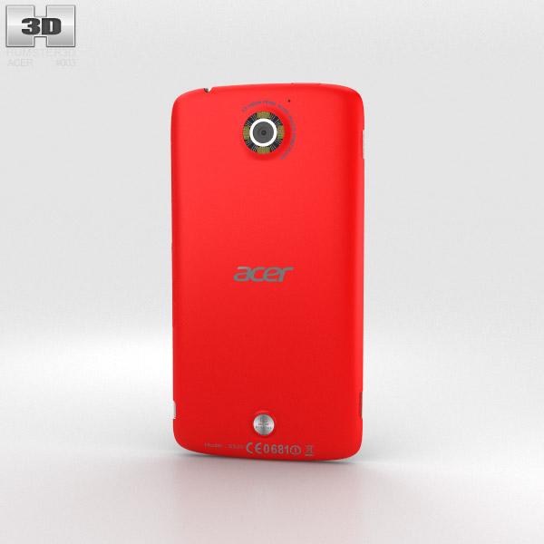 Acer Liquid S2 Red 3Dモデル