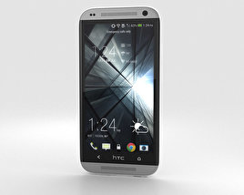 3D model of HTC Desire 601 White